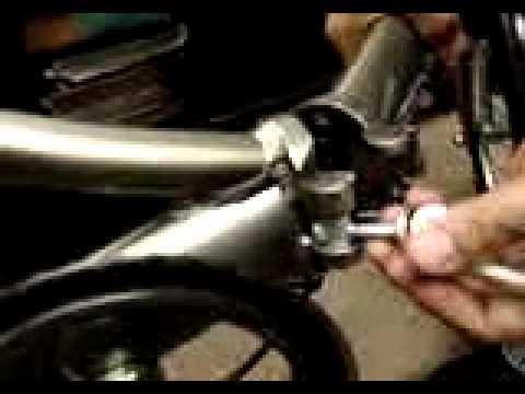 Велосипеды How To Assemble Kent Compact 16 Folding Bike Велосипед