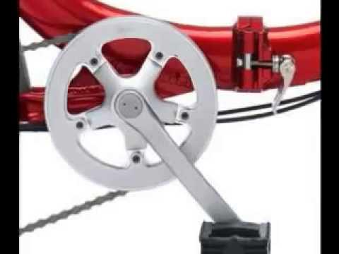 Велосипеды Schwinn Loop 7 Speed Folding Bike Велосипед