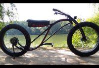 Нome made Electric bike design ( S bike )