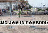 ការប្រកួតជីះកង់BMX/BMX CAMBODIA RIDER