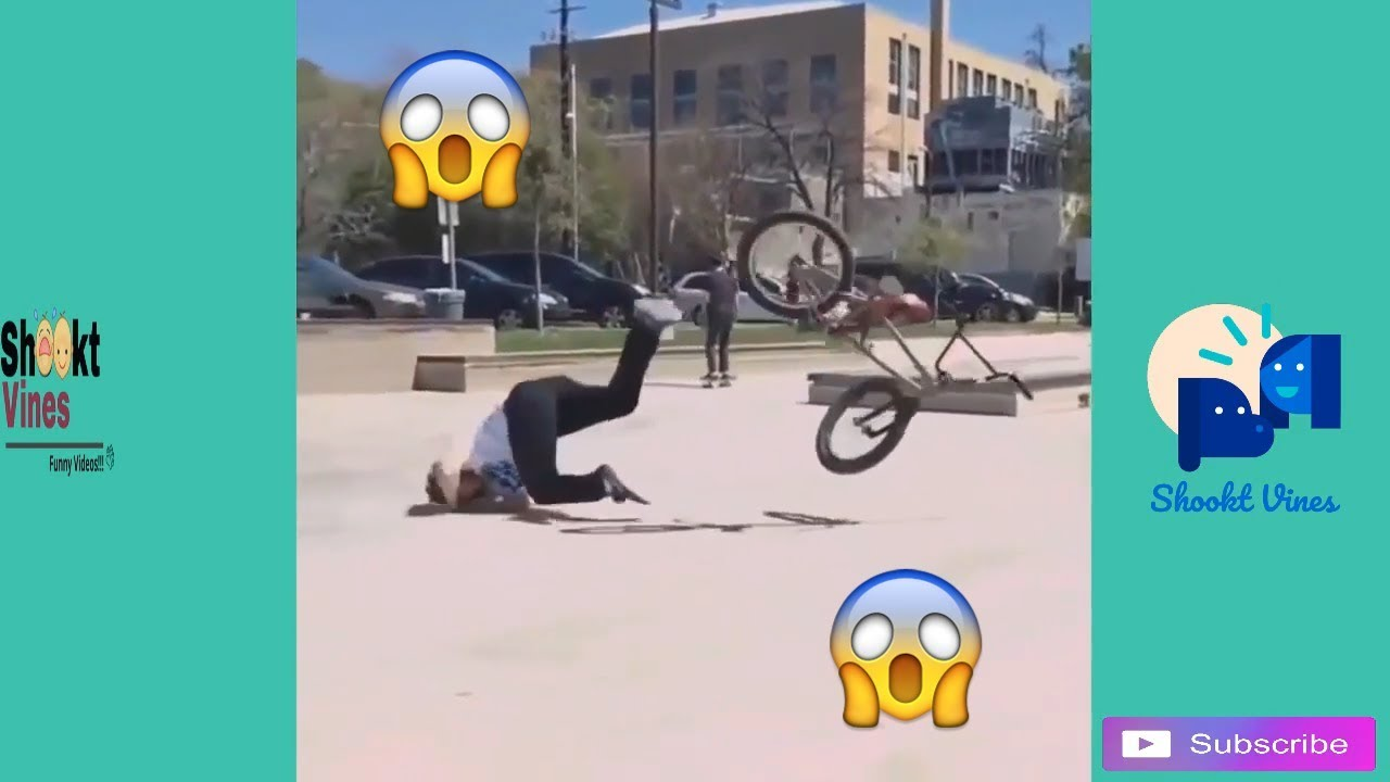 😱Most Painful  BMX Fails Compilation September 2018