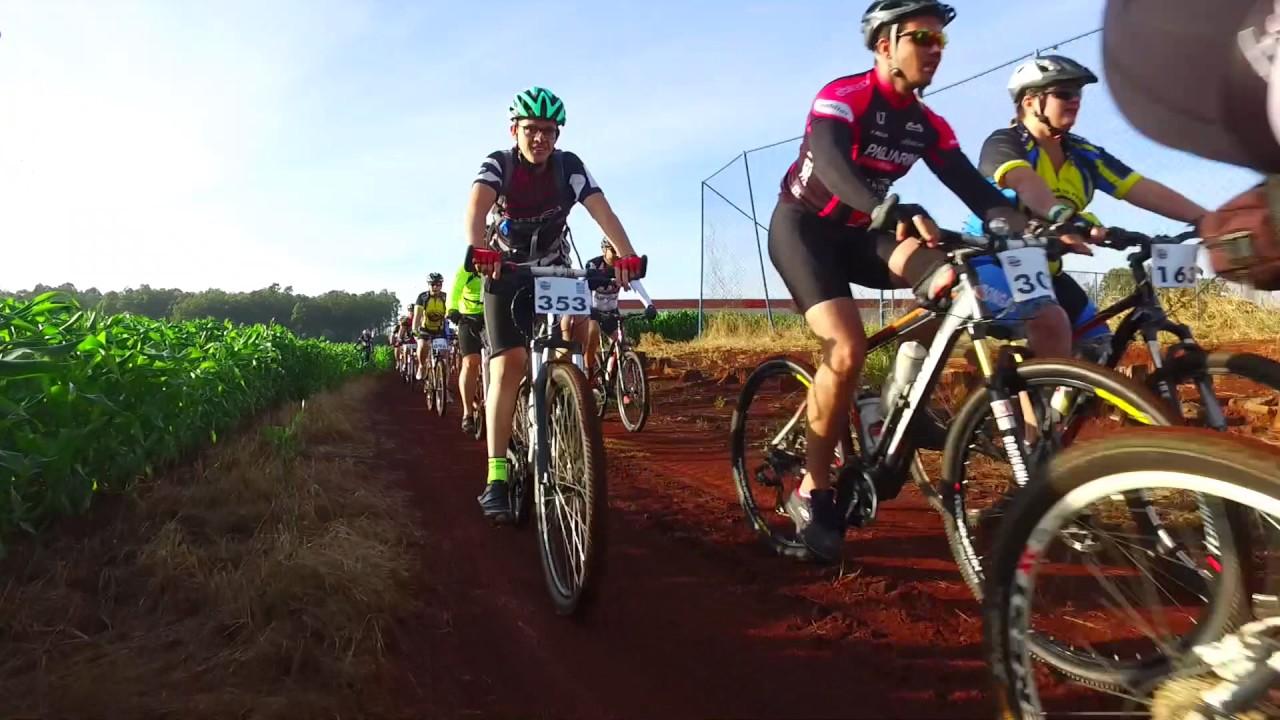 1º Encontro Mountain Bike Solidário Arapongas :: Disposição