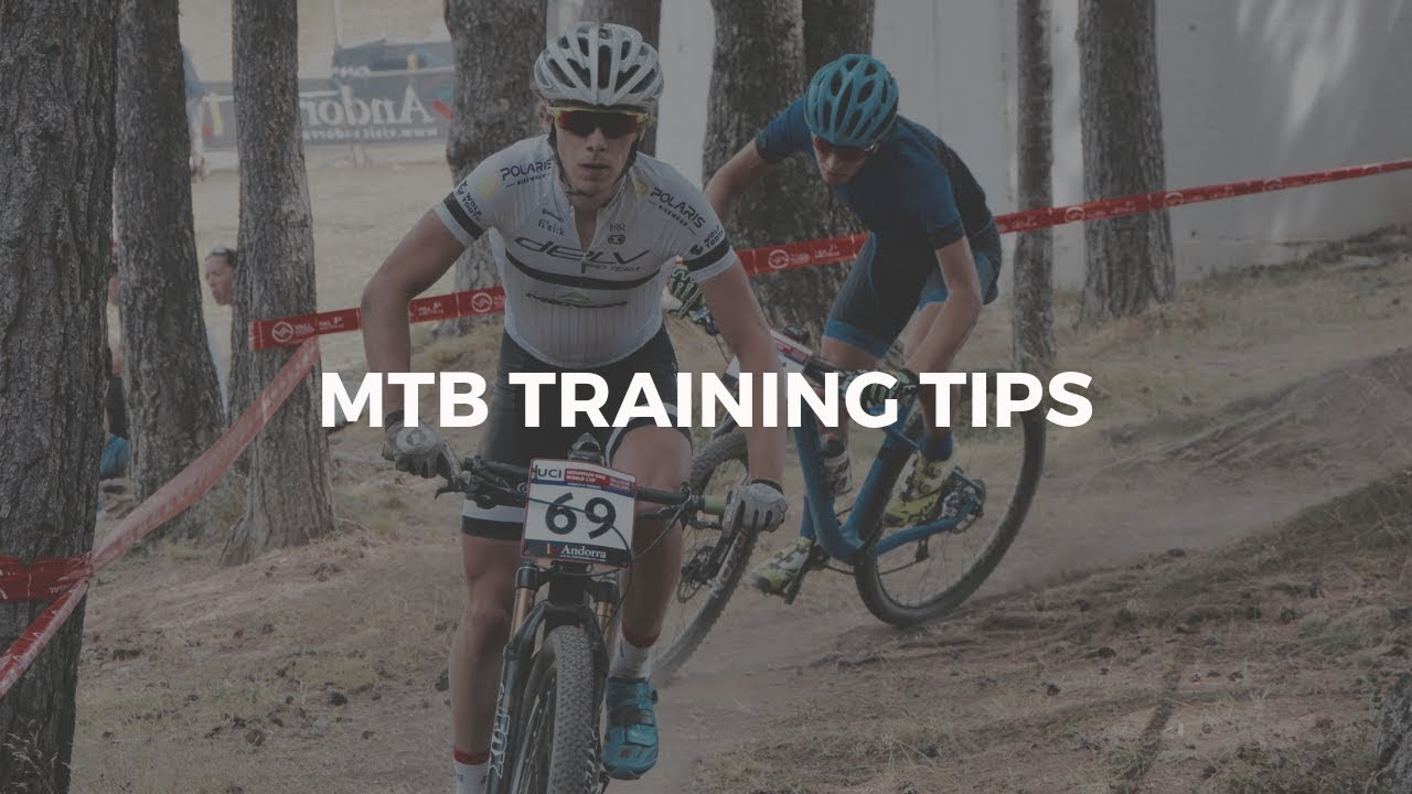 15 Mountain Bike Cross-Country (XC) Training Tips