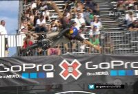 X Games - Classic Match BMX Street Final LA 2013 Run 1