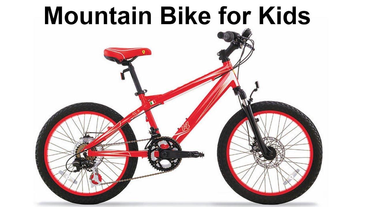 20 inch MTB -- Ferrari CX 30 Review Mountain Bicycle