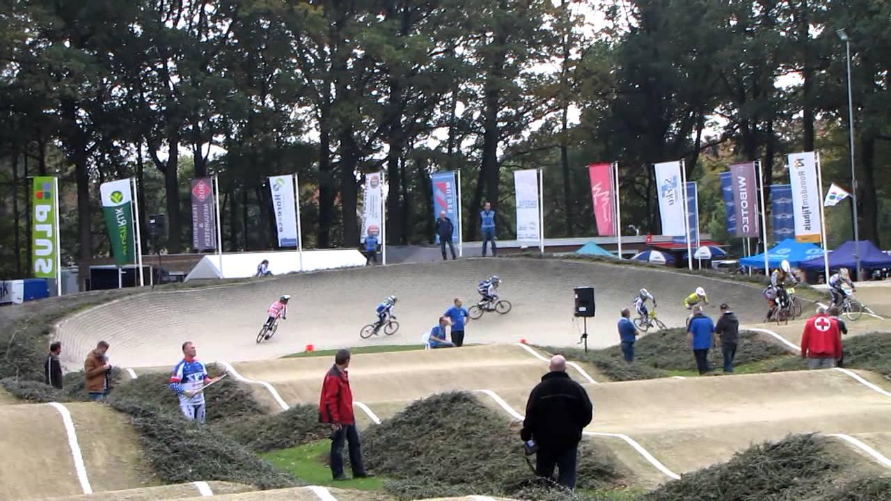 2012 10 20 halve finales Overijssels BMX Kampioenschap te Haaksbergen