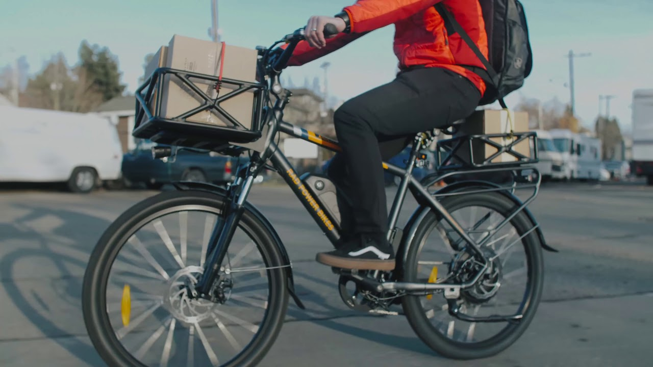 2018 RadCity Electric Commuter Bike   Electric Bike from Rad Power Bikes