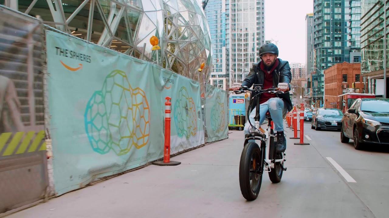 2018 RadMini Electric Folding Fat Bike   Electric Bike from Rad Power Bikes