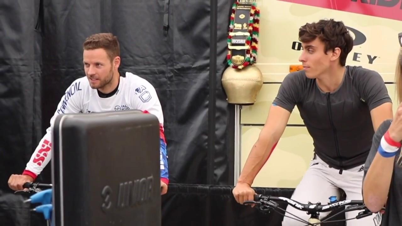 2018 UCI 🚵 Mountain Bike WM - LENZERHEIDE (CH)