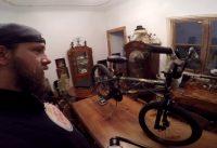 """20"""" Felt Base BMX Rad Fahrrad 18,5"""" Tommy wünscht allen einen Guten Rutsch"""