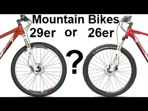 29er or 26er - First XC Mountain Bike for Beginners #3