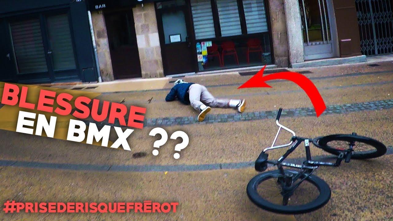 [4K] VA-T-IL RÉUSSIR SON TRICKS EN BMX STREET ?