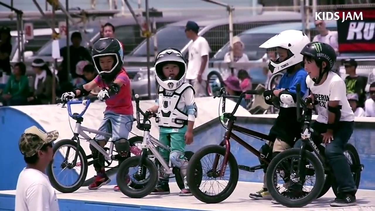 ALL JAPAN LEGEND BMX FREESTYLE  2015 .