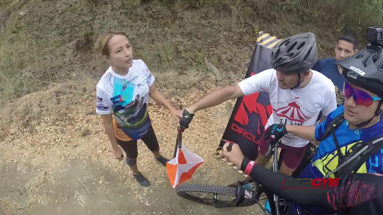 Adventure Race en la ESPOL - Mountain Bike Video
