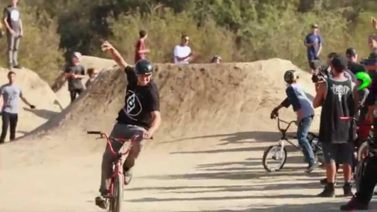 Alex Landeros BMX 1080 Sheep Hills Boozer Jam 2014