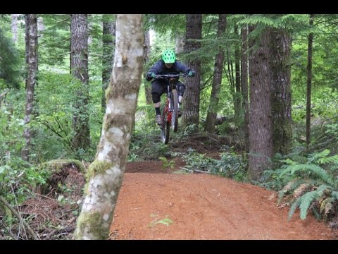 Alsea Falls Mountain Bike System (Zach's Outdoors)