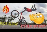 Amazing Best Cycle Stunts || Awesome Cycling - Downhill MTB, Street Trials & BMX Tricks