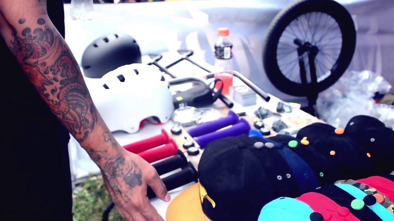 Andres Garcia, y el summer Street 2014, BMX colombia state