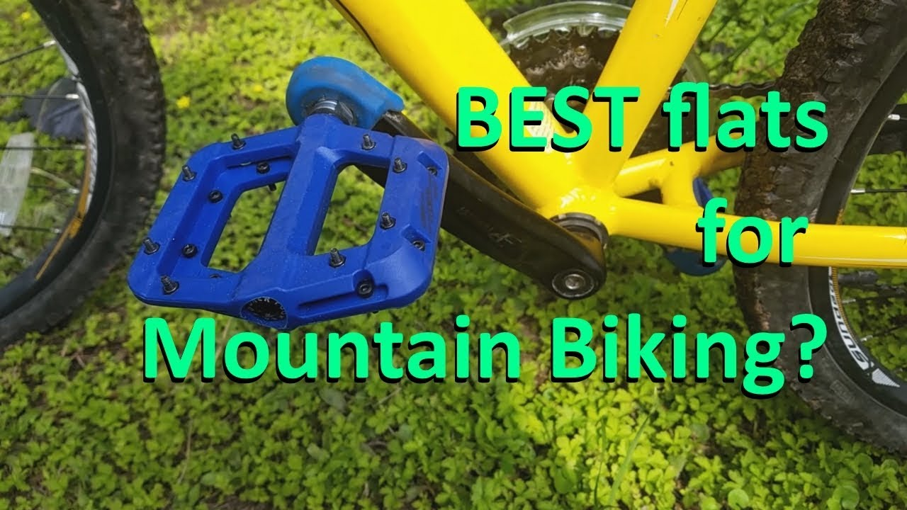 Are these the BEST flats for Mountain Biking? | Fooker Platform Pedals Reviewed!