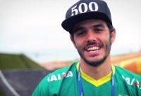 Atletas brasileiros participam de eventos-teste de Ciclismo BMX e de Mountain Bike