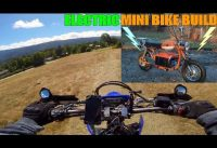 Auranthetic Charger Mini Bike Build | Finding New Trails