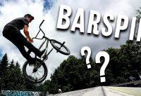 BARSPIN EN BMX - TUTO