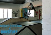 BMX Andriy Podoba welcome to BIKESTUFF park edit