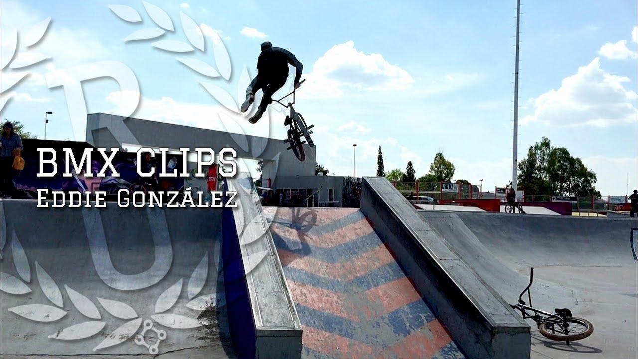 BMX Clips - Eddie Gonzalez