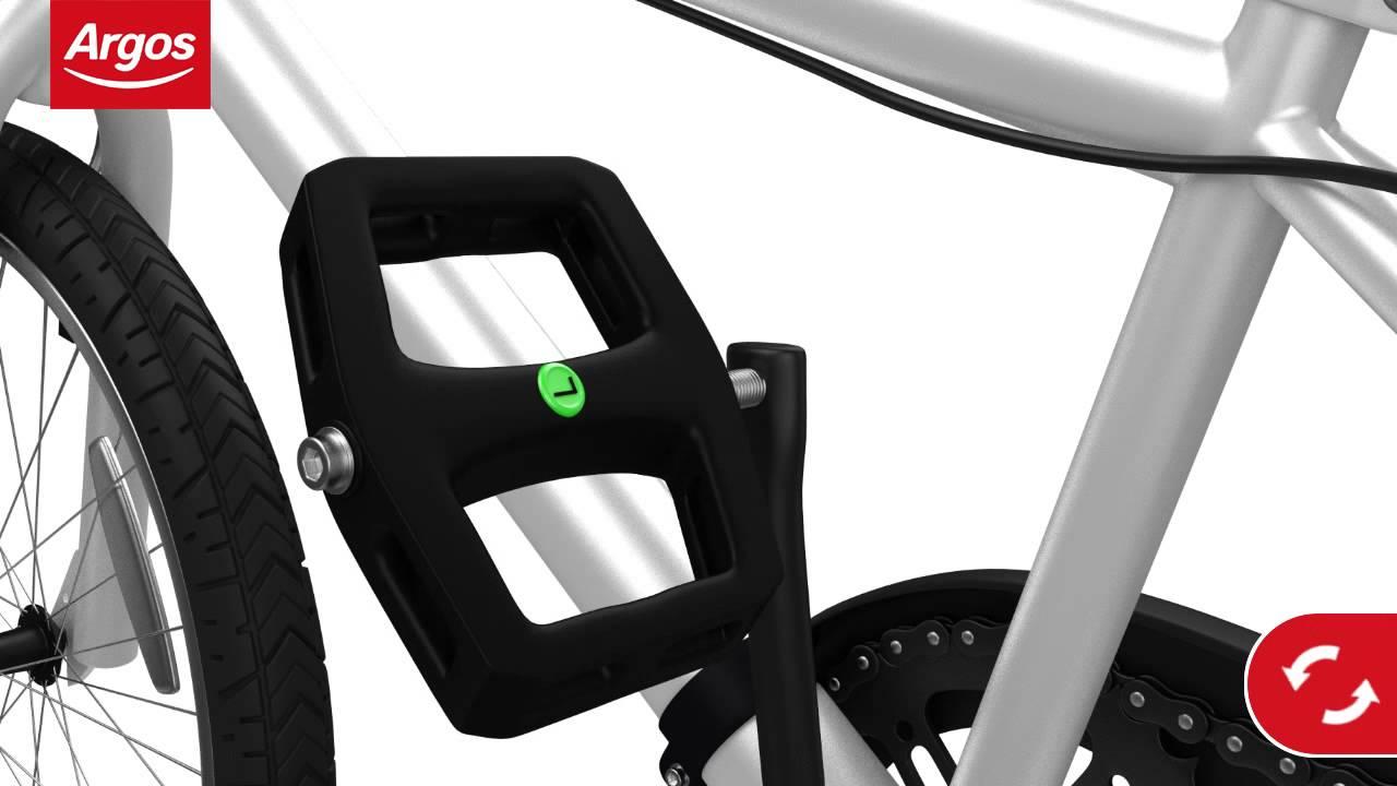 BMX Gyro Bike Assembly Guide