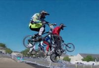 BMX Race : How to be a good bmx rider?