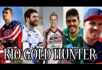 BMX Race : RIO Gold hunter #1