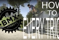 BMX STREETS HOW TO EVERYTHING!! BMX STREETS DEMO 2 GAMEPLAY!