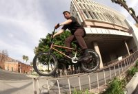 BMX Street | Miguel Smajli in California