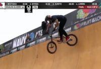 BMX Vert X Games Mineapolis 2017 - Douglas Oliveira