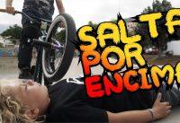 BMX con Marco Dos Santos