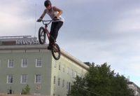 BMX pyörien big air-kisa Lahti 30.7.2016