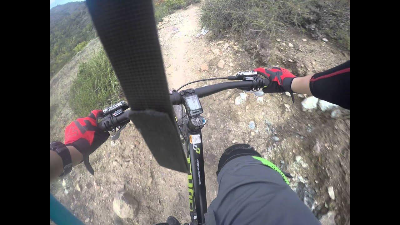 BSA Tamarancho Mountain Biking