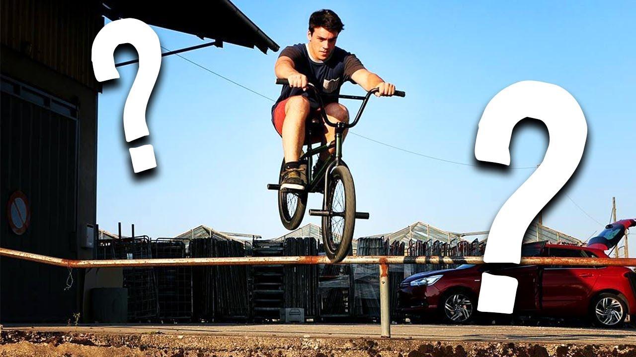 BUNNY HOP EN BMX - TUTO