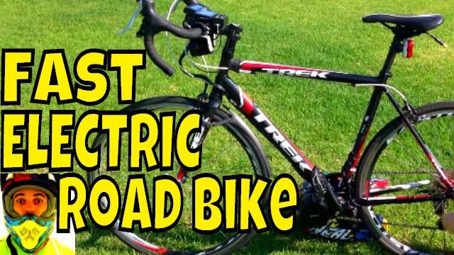 Bafang BBSHD 1000w mid-drive • Walk around my road bike • Electric Bike 48v BBS02 8fun motor