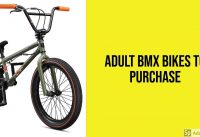 Best Adult Bmx Bikes Reviews 2019 - Adult Bmx Bikes To Purchase
