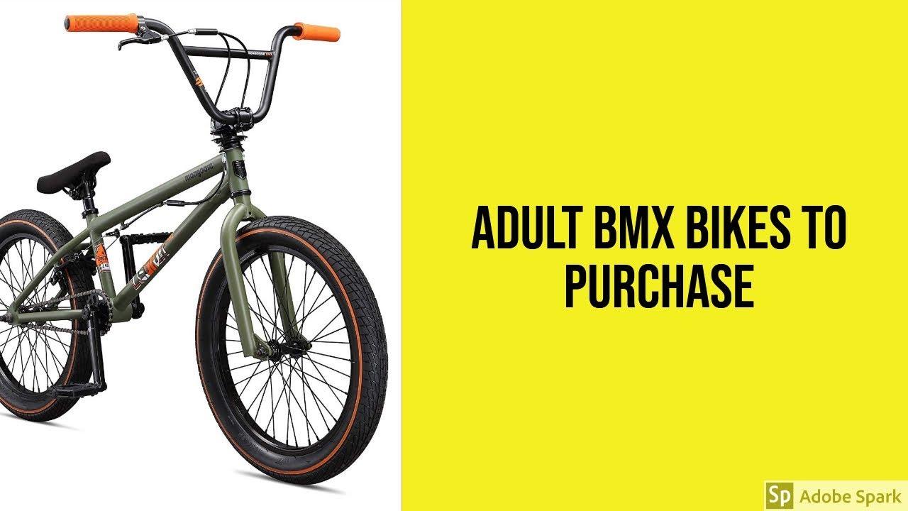 Best Adult Bmx Bikes Reviews 2019 - Adult Bmx Bikes To Purchase