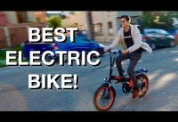 Best E-Bike!! - GreenBike Alpha Speed Electric Bicycle | Full Review