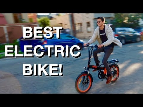 Best E-Bike!! - GreenBike Alpha Speed Electric Bicycle | Full Review