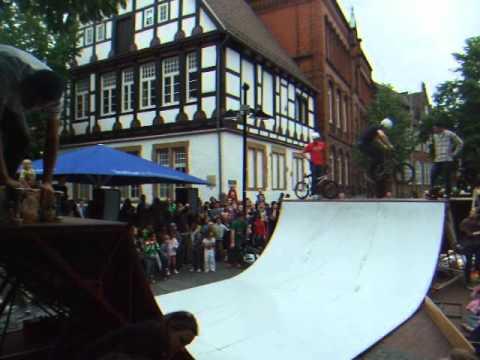 Bielefelder Leineweber 2011 - Amateur BMX Tricks