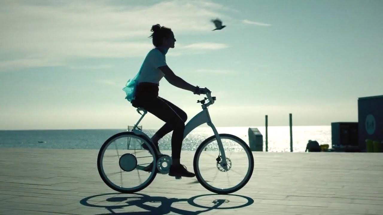Bike, Folding, Electric
