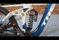 Bike Review Thursday: Trek Session Full Suspension Mountain Bike with Evo link.