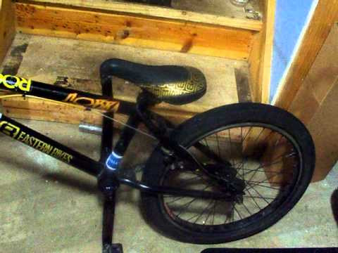 Bmx Bike Check(Eastern Cobra)