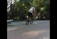 Bmx Freestyle in Larisa