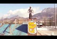 Bmx Italy Andrea Sgrò //bmx tricks