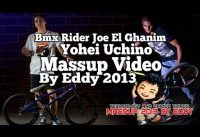 Bmx Rider Joe El Ghanim Yohei Uchino Massup Video 2013